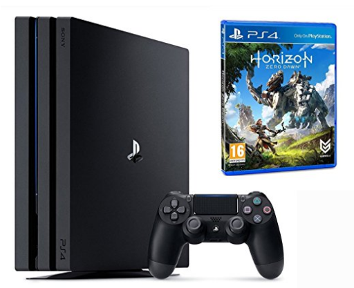 pack ps4 1 to pro horizon zero dawn 399 jeux moins chers cl s cd bons plans. Black Bedroom Furniture Sets. Home Design Ideas