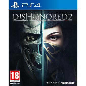 Dishonored 2 ps4 xbox