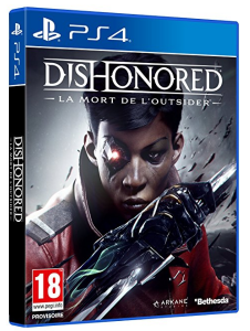 dishonored mort outsider